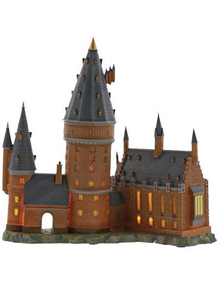 Harry Potter Grande Salle Et Tour De Poudlard Article décoratif Standard