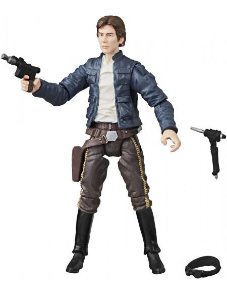 Star Wars L'Empire Contre-Attaque - Han Solo (Bespin) (Vintage Collection) Figurine articulée Standard