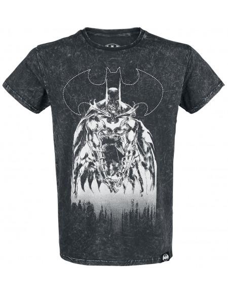 Batman I Am The Night T-shirt noir