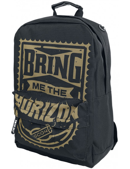 Bring Me The Horizon Gold Sac à Dos noir