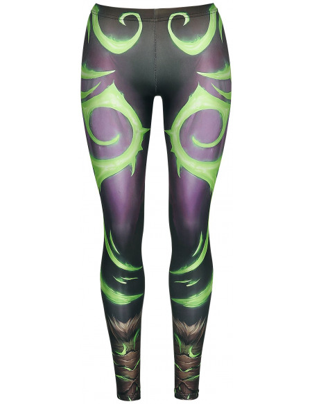 World Of Warcraft Wild Bangarang - Illidan Legging multicolore