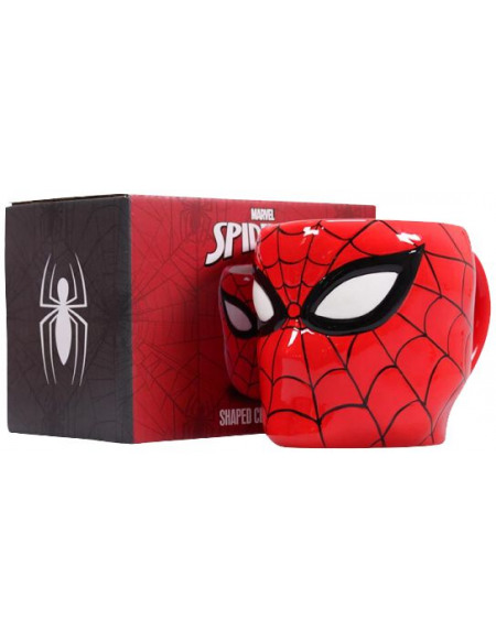 Spider-Man Spider-Man 3D Mug multicolore