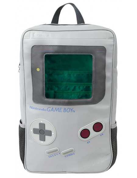 Nintendo Game Boy Sac à Dos gris