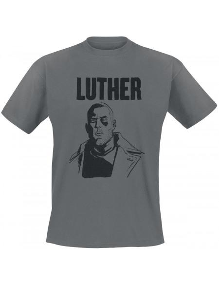 The Umbrella Academy Luther T-shirt anthracite