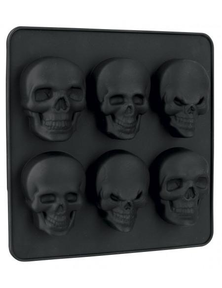 Crâne 3D Moule à glaçons standard