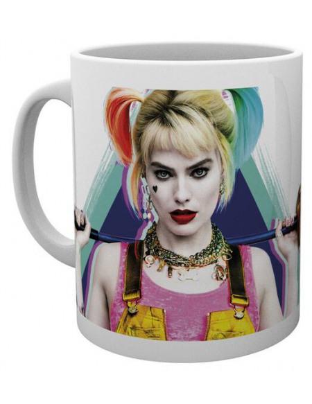 Birds Of Prey Harley Quinn Mug multicolore