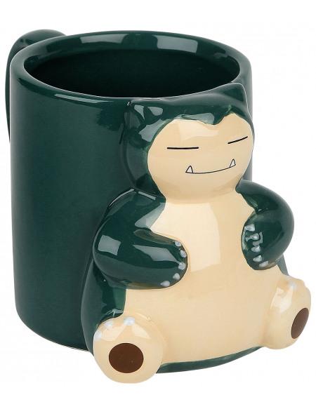 Pokémon Ronflex - Mug 3D Mug multicolore
