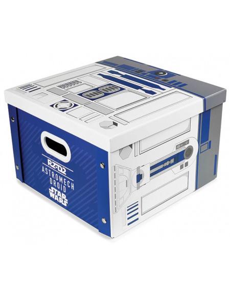 Star Wars Boîte De Rangement - R2-D2 Article décoratif Standard