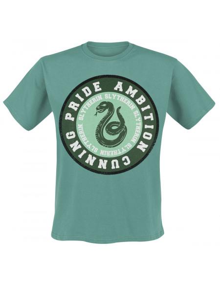 Harry Potter Slytherin - Ambition T-shirt vert