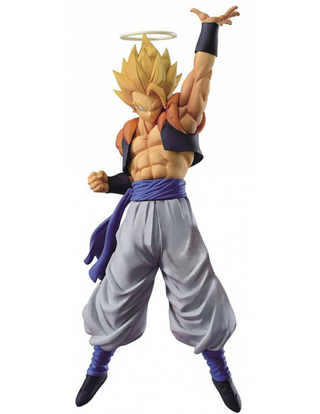 Figurine - Dragon Ball Legends - Super Saiyan Gogeta