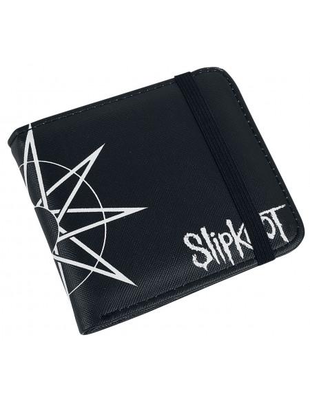 Slipknot Wanyk Star Portefeuille noir