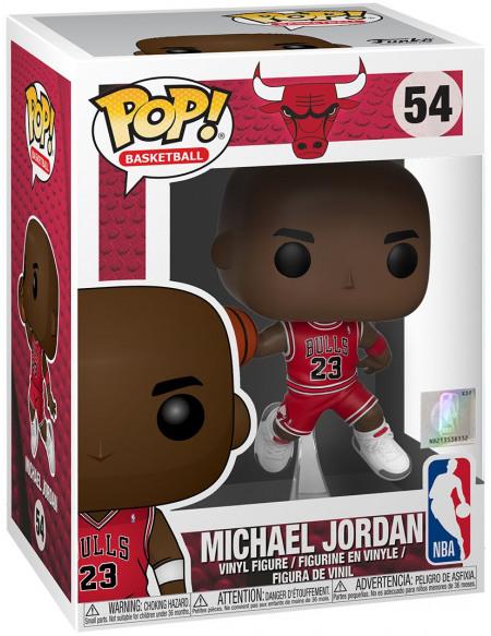 NBA Chicago Bulls - Michael Jordan - Funko Pop! n°54 Figurine de collection Standard