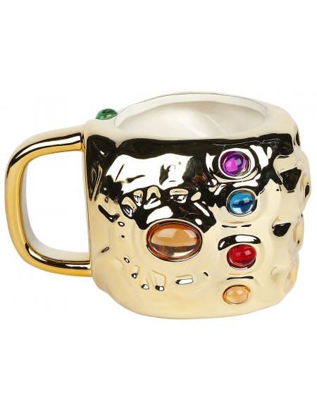 Avengers Gauntlet 3D Mug Standard