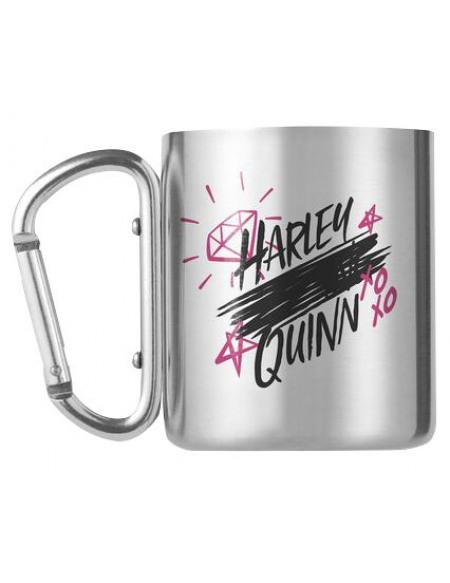Birds Of Prey Harley Quinn - Mug avec Mousqueton Mug couleur argent