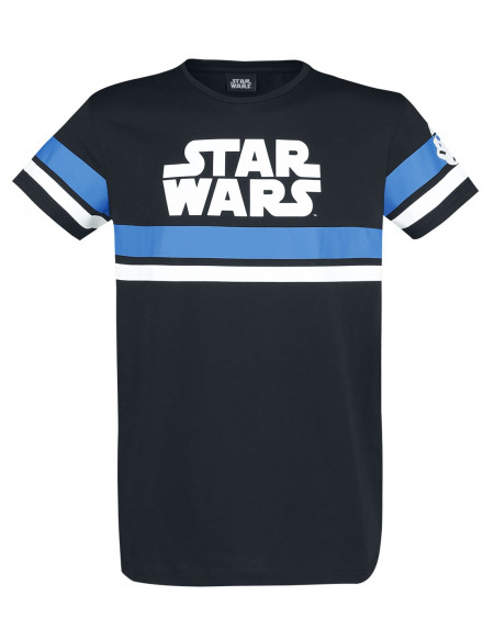 Star Wars Stormtrooper T-shirt noir