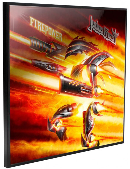 Judas Priest Firepower - Crystal Clear Picture Photo murale Standard