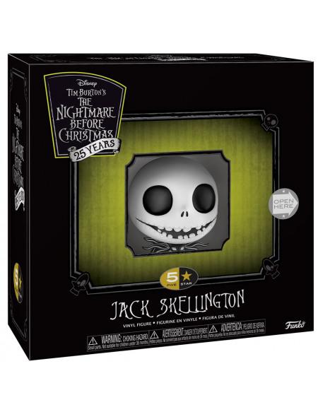 L'Étrange Noël De Monsieur Jack 5 Star - Jack La Citrouille Figurine de collection Standard