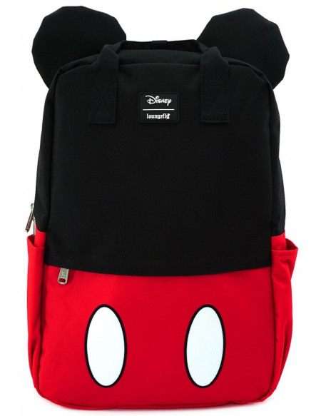Mickey & Minnie Mouse Loungefly - Mickey Cosplay Sac à Dos noir/rouge/blanc