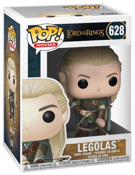 Le Seigneur Des Anneaux Legolas - Funko Pop! n°628 Figurine de collection Standard