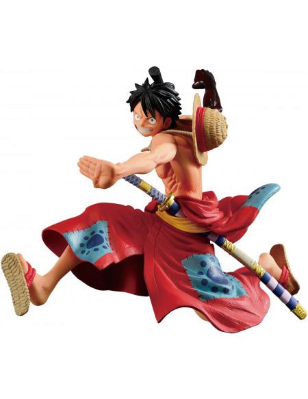 One Piece Monkey D. Luffy Figurine de collection Standard