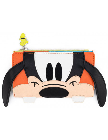 Mickey & Minnie Mouse Loungefly - Dingo Portefeuille Standard
