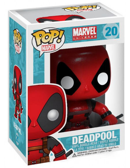 Figurine Funko Pop Marvel Deadpool 10 cm