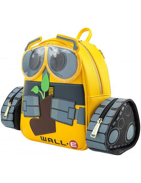 Wall-E Loungefly - Wall-E Sac à Dos jaune