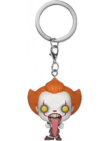 IT ÇA Chapitre 2 - Pennywise Funhouse - Pop! Keychain Porte-clés Standard