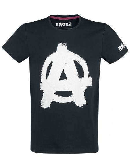 Rage 2 Insanity T-shirt noir