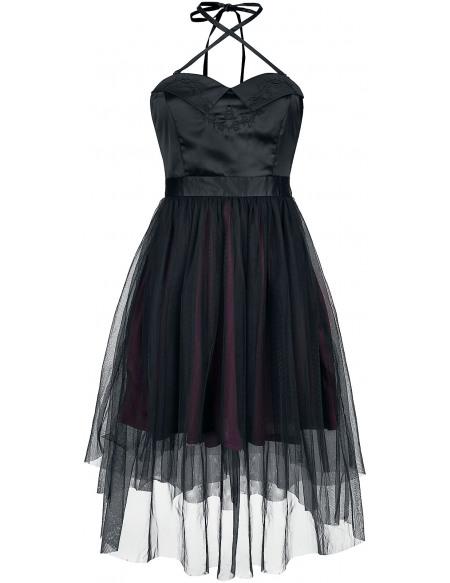 Maléfique Dunkle Fee - Prom Robe noir