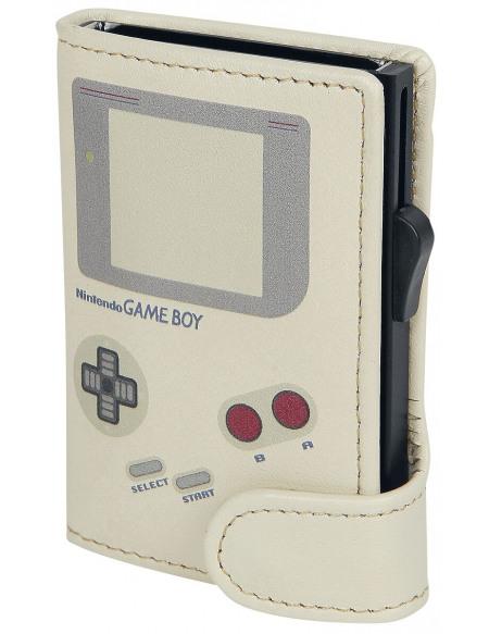 Nintendo Game Boy - Portefeuille Porte-cartes noir