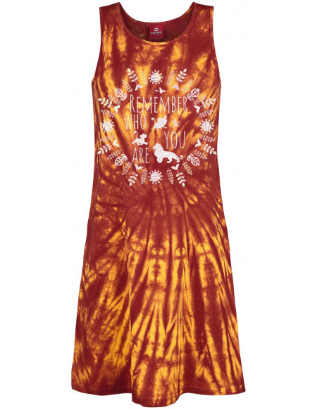 Le Roi Lion Remember Who You Are Robe batik