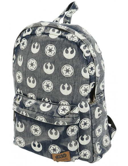 Star Wars Loungefly - Logos Sac à Dos multicolore