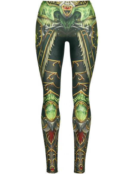 World Of Warcraft Wild Bangarang - Illidari Legging multicolore