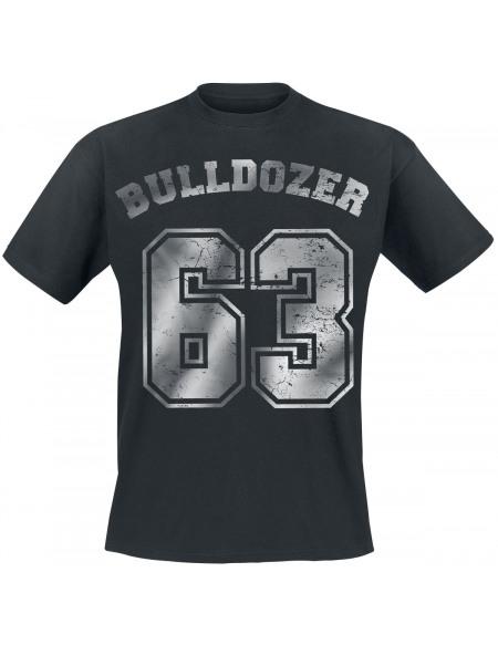 Bud Spencer Bulldozer T-shirt noir