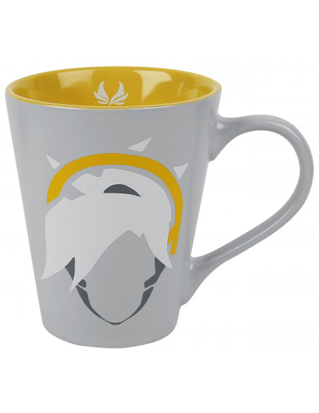 Overwatch Ange Tasse à thé multicolore