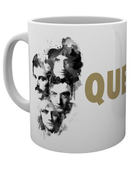 Queen Forever Mug multicolore
