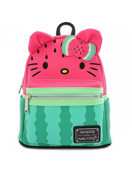 Hello Kitty Loungefly - Pastèque Sac à Dos multicolore