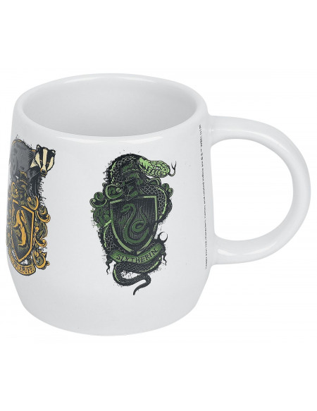 Harry Potter Maisons Mug multicolore