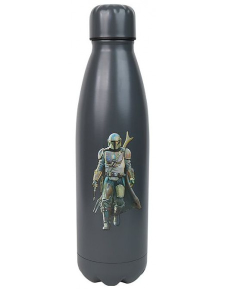 Star Wars The Mandalorian - The Mandalorian Bouteille multicolore