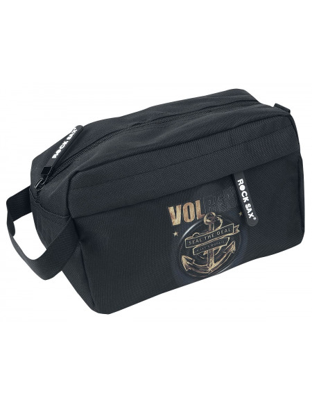 Volbeat Seal The Deal Trousse de Toilette noir