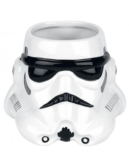 Star Wars Mug En Forme De Stormtrooper Mug blanc