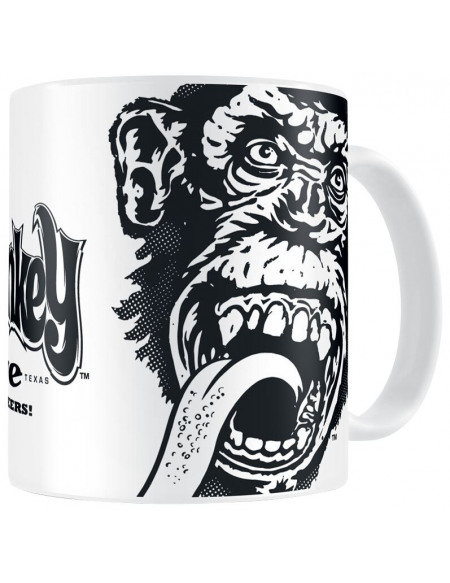 Gas Monkey Garage Logo Gas Monkey Garage Mug blanc
