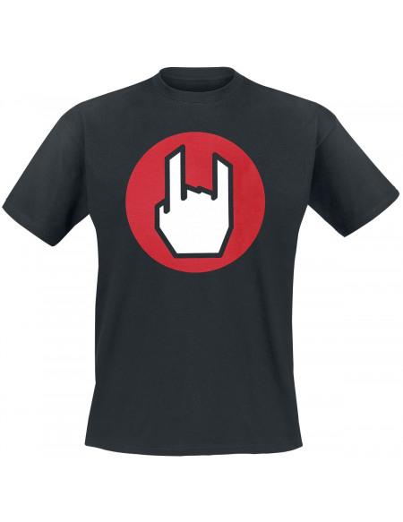 Logo EMP T-shirt noir