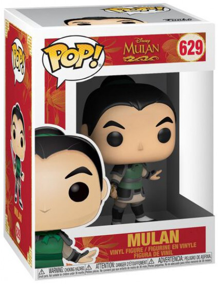 Figurine Funko Pop Disney Mulan As Ping