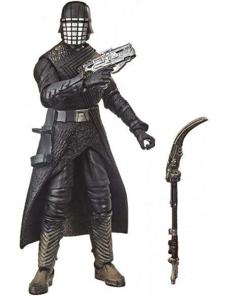 Star Wars L'Ascension De Skywalker - Chevalier De Ren (The Black Series) Figurine articulée Standard