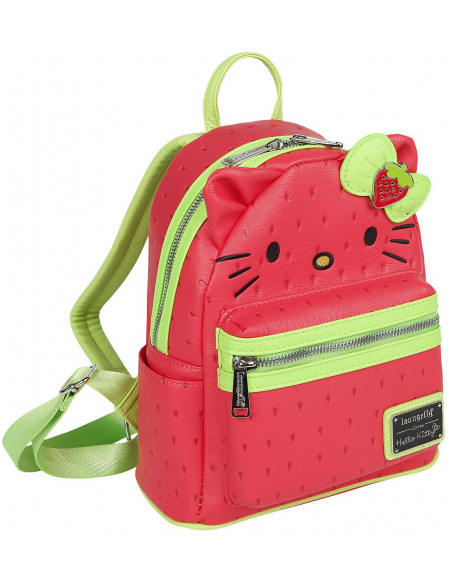 Hello Kitty Loungefly - Fraise Sac à Dos multicolore