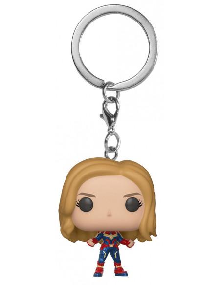 Captain Marvel Captain Marvel - Pocket POP! Keychain Porte-clés Standard
