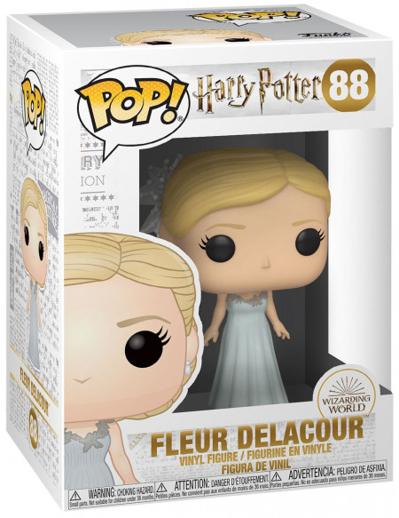 Harry Potter Fleur Delacour - Funko Pop! n°88 Figurine de collection Standard