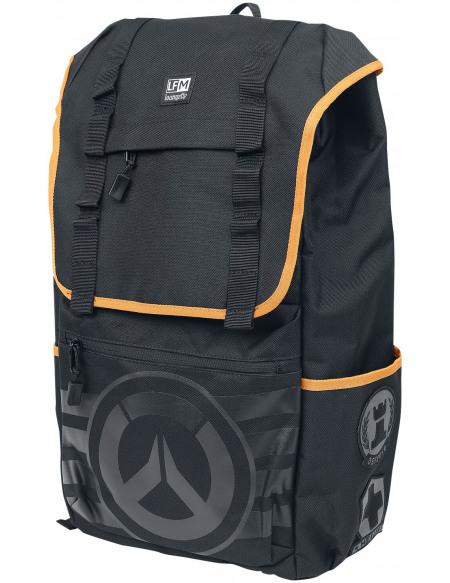 Overwatch Loungefly - Logo Sac à Dos noir/orange